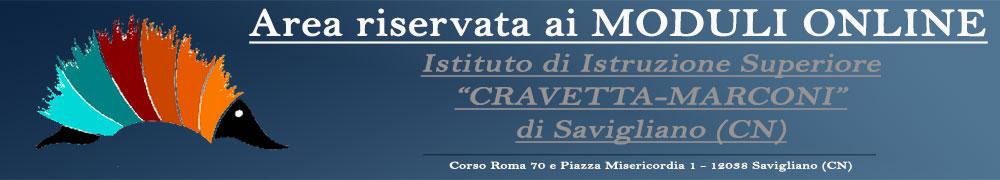 "MODULI ONLINE - IIS ""CRAVETTA-MARCONI"""